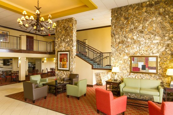 BEST WESTERN PLUS International Speedway Hotel: Lobby