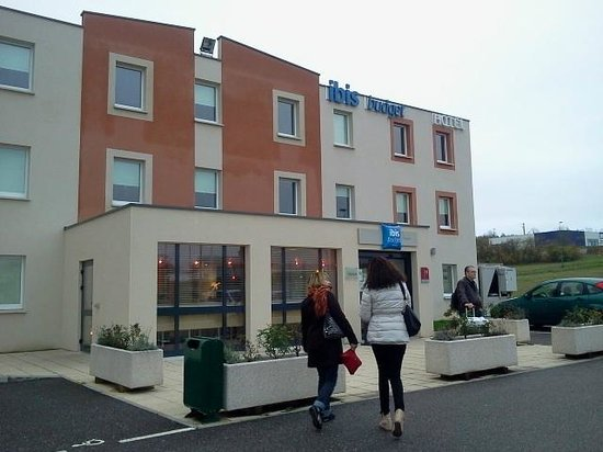 Ibis Budget Verdun: l'hôtel