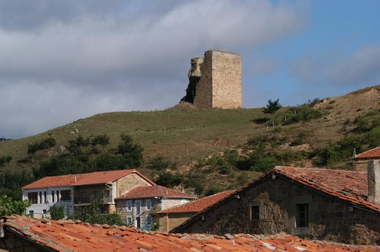 Centro de Turismo Rural La Coruja del Ebro: Torre Ruerrero