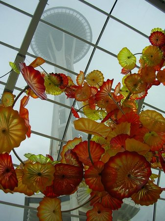 Garden Picture Of Chihuly Garden And Glass Seattle Tripadvisor