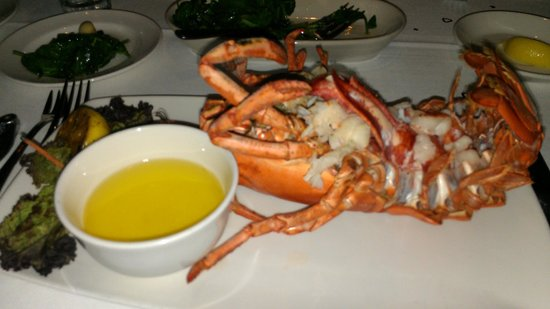 Capital Grille: 2 lb Lobster