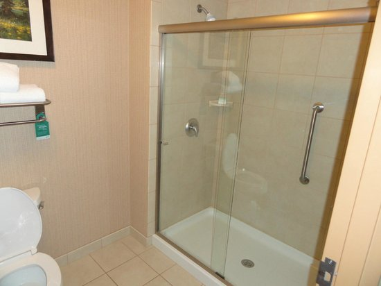 Homewood Suites by Hilton Bozeman:                   shower