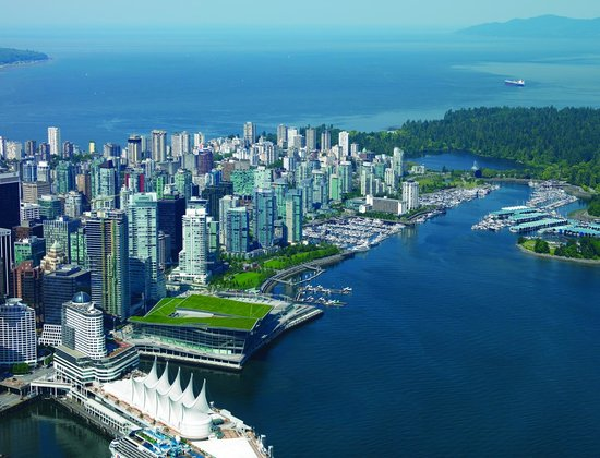 The top 10 things to do near fairmont waterfront vancouver vancouver convention centre publicscrutiny Image collections