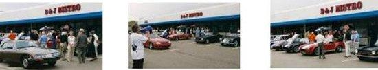 Lake Zurich, IL: D&J Bistro Car Rally