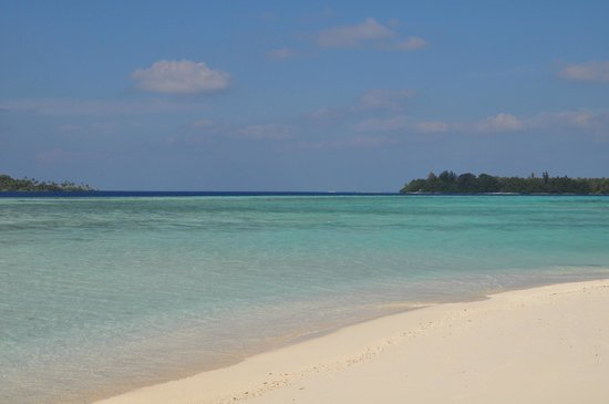 COMO Cocoa Island, The Maldives: Heavenly beach
