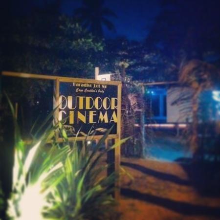 Vega Inn and Gardens:                   accross the road