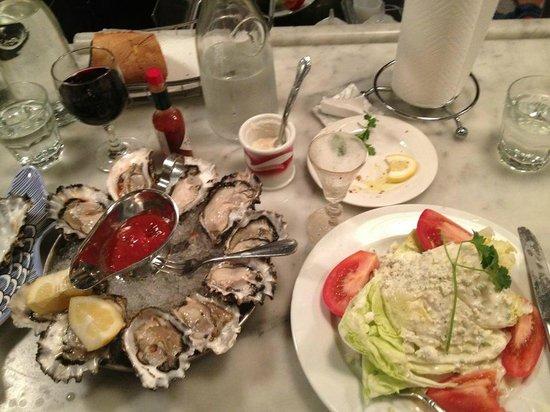 Sotto Mare Oysteria & Seafood:                   Pre Ciopino Fare.