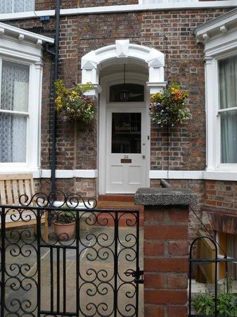 The Hazelwood : The front door