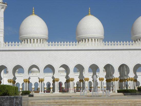 Büyük Şeyh Zayed Camii: Particolare Moschea