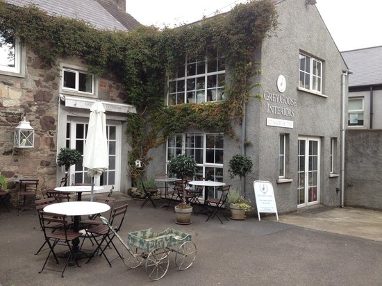 The Goose Cafe: The Goose Comber