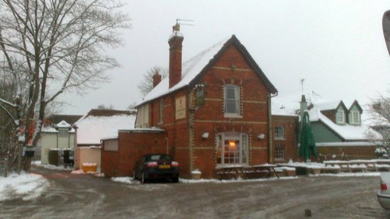 The Cricketers' Arms: The Cricketer's Arms
