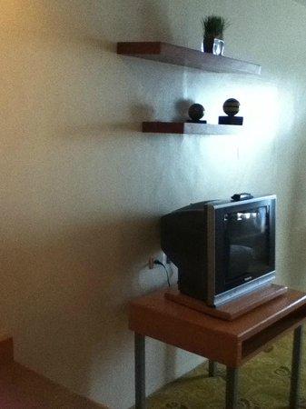 Greenhills Elan Hotel Modern: tv