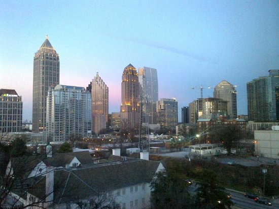 Picture Of Hilton Garden Inn Atlanta Midtown Atlanta Tripadvisor