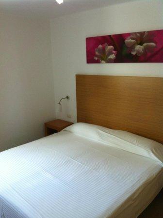 Apartamentos Villa Canaima:                   letto