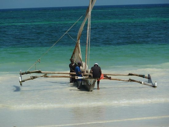 Diani Sea Lodge:                   DSL