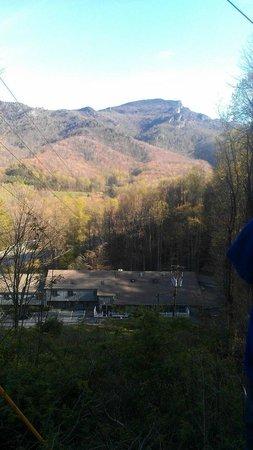 Hiking trail Smoketree Lodge