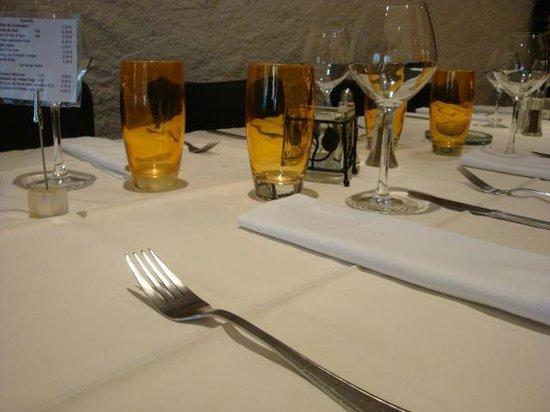 La table de marie