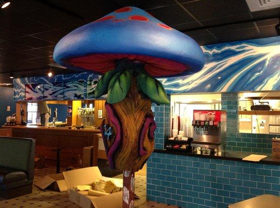 Mellow Mushroom: The Shroom