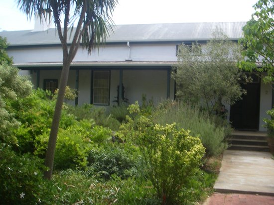 Augusta Kleinbosch Guest Farm :                   Some of the rooms