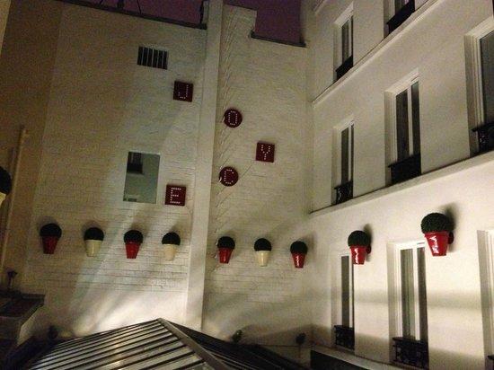 Hotel Joyce - Astotel:                   outside