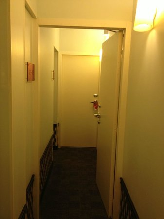 Hotel Joyce - Astotel:                   hallway