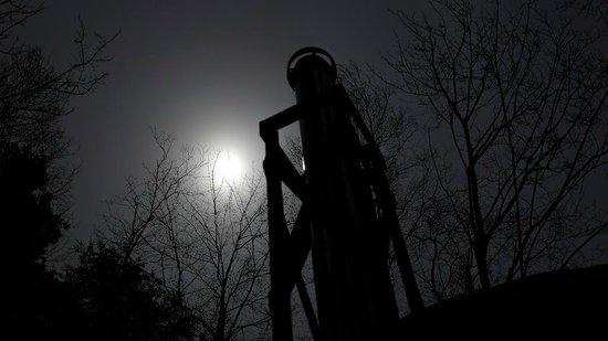 Les Côteaux Missisquoi: The moon light