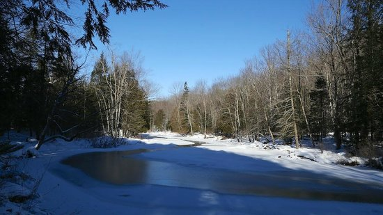 Les Côteaux Missisquoi: Missisquoi river 3