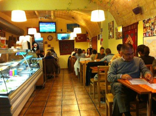 Casa Turca: Nuestro restaurante.