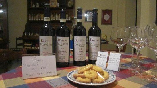 Cascina Ponchietta:                   Una sorpresa serale