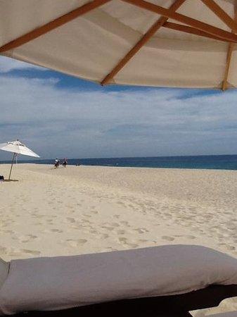 ลาสเวนทานาส อัลปาเรโซ อะโรสวู้ดรีสอร์ท:                                     clean, private beach with amazing service