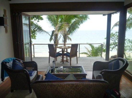 رويال دافوي آيلاند ريزورت بيكا لاجون:                   Villa 5 Lounge                 