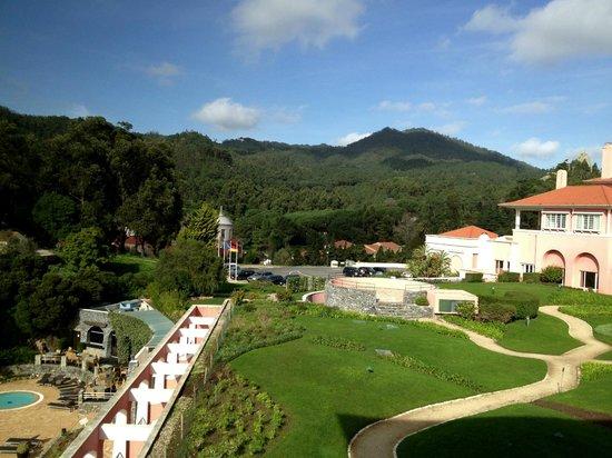 Penha Longa Resort: Room view to mountains