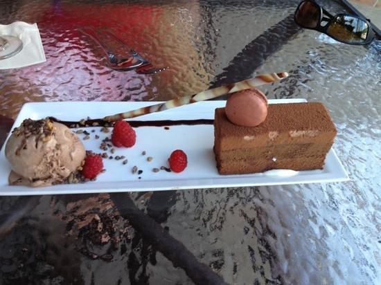 Pink Elephant :                   Chocolate decadence