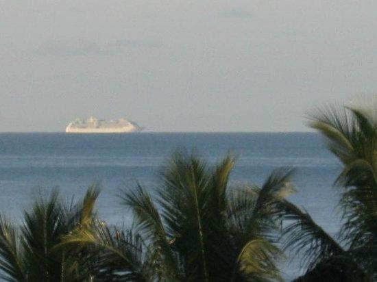 Aqua Bay Villas: View from Dolphina's Veranda