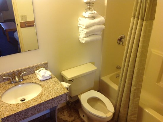 Victorian Inn : Bathroom