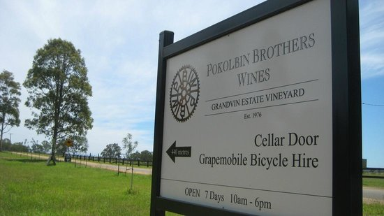 Pokolbin Brothers Wines