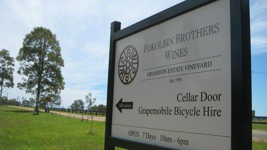 Pokolbin Brothers Wines