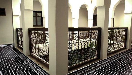 Riad Aguaviva: 009 pasillo