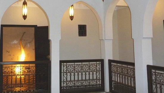 Riad Aguaviva: 011 pasillo2