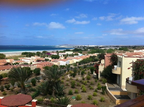Royal Horizon Boa Vista : view across the hotel