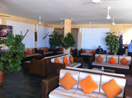 Royal Horizon Boa Vista: reception area