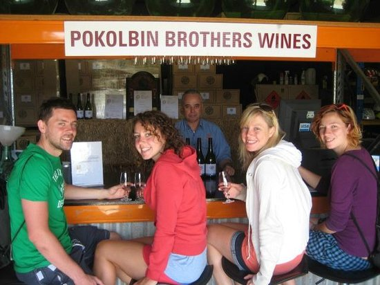 Pokolbin Brothers Wines: You're welcome here!