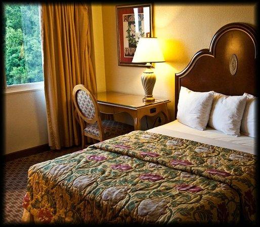 Golden Green Hotel: Queen Bed