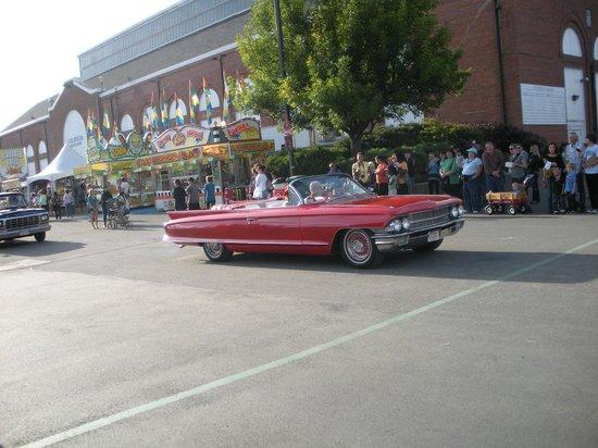 The Big E: parade