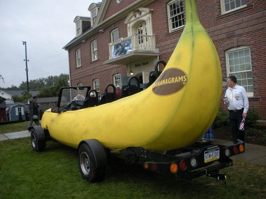 The Big E: big banana