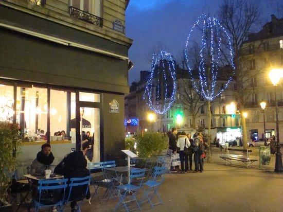 KBCaféshop : KB in the evening