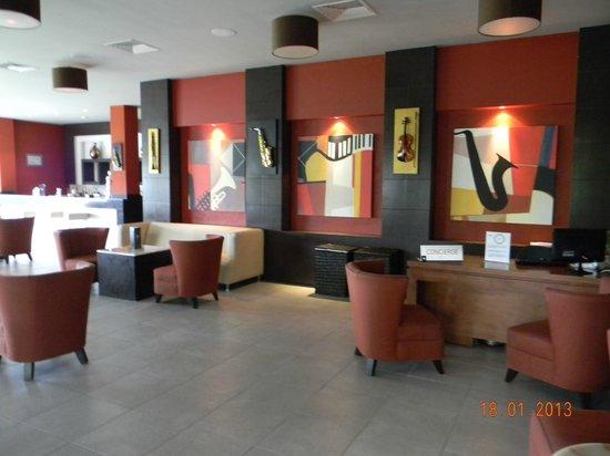 grand sunset princess all suites resort platinum bar and concierge desk - Concierge Desk Design