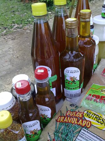 Feria Verde de Aranjuez:                   Productos de miel