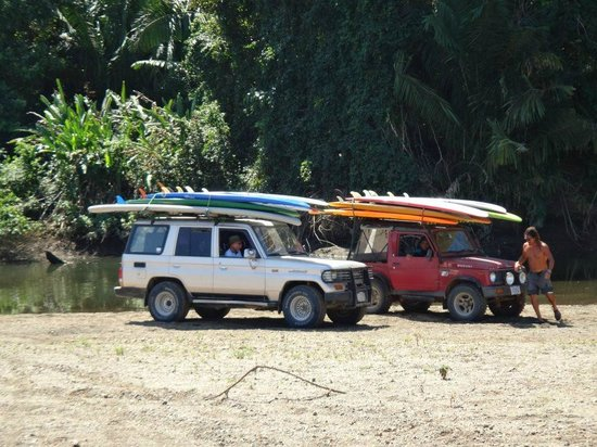 Costa Rica Surf & SUP:                   They transport all boards and lead you to amazing locations!