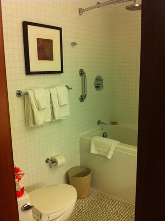 Mauna Kea Beach Hotel, Autograph Collection:                   tub/shower